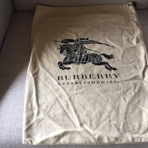Burberry duster